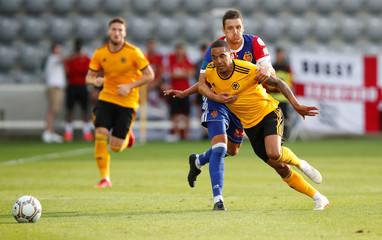 Uhrencup - FC Basel v Wolverhampton Wanderers