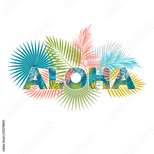 Aloha Hawaii T Shirt Design Best Creative For Poster Flyer