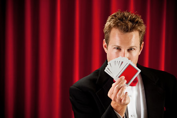 Magician: Thinking About Which Card to Show