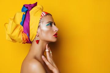Obraz summer skin care - fototapety do salonu