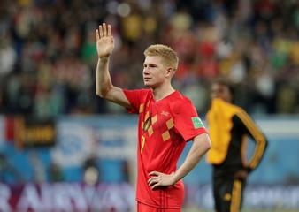 World Cup - Semi Final - France v Belgium