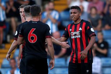 Pre Season Friendly - Bury v Huddersfield Town