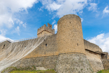 Castle of Staggia, Tuscany, Italy