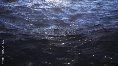 Ocean waves - Seamless loop