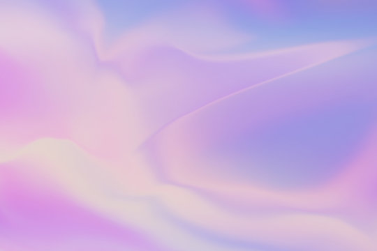 Holographic Turquoise Pink gradient neon background. Wallpaper