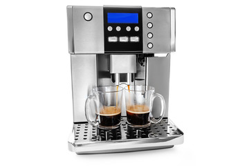 automatic coffee maker for two cups of coffee