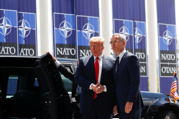 NATO Alliance Summit in Brussels