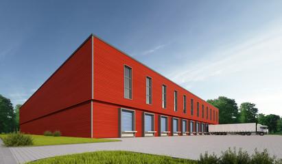 Logistikgebäude 3