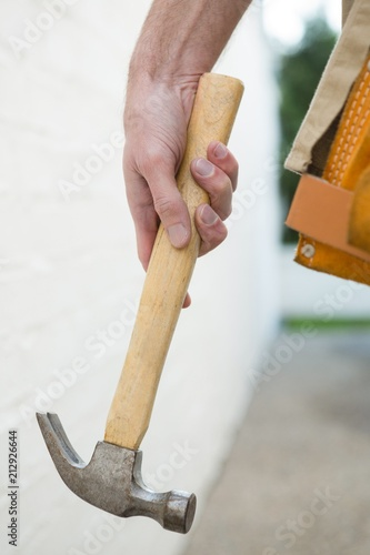 Hammering by xxl