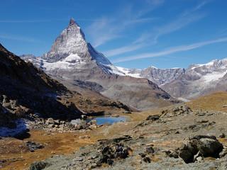 ツェルマットの風景