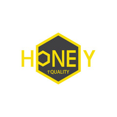 Honey logo design