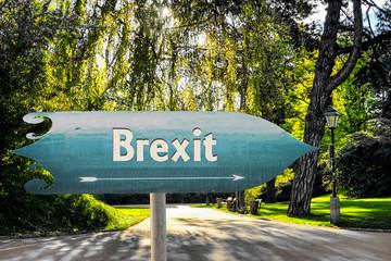 Schild 254 - Brexit