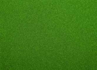 Dark green dense fabric texture.Green textile background.