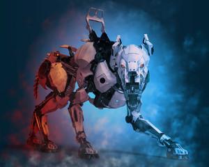 guard dog robot security system