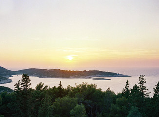 Croatian Island of Vis