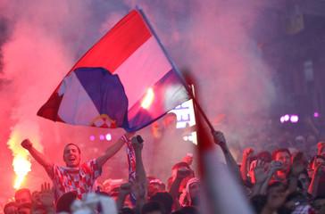 Soccer Football - World Cup - Semi-Final - Croatia v England