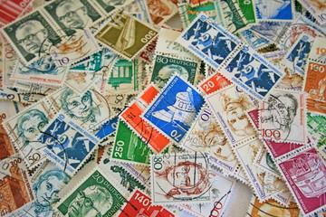 Briefmarken BRD Sammlung