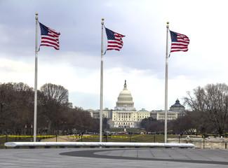 Capital Building, Washington DC