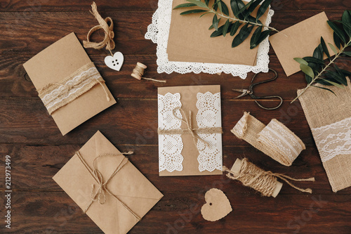 Diy Creative Idea Handmade Card Invitation Wedding Card