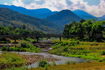 Natural surroundings, mountains, rivers (Keeree Wong) is a good climate in Nakhon Si Thammarat. Traveling continuously, Thailand