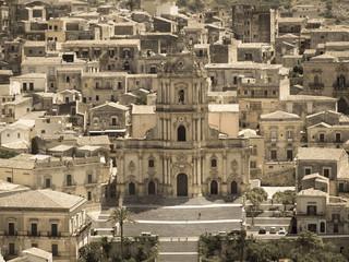 Church of San Giorgio, Modica, Ragusa Province, Sicily, Italy, Europe