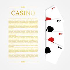 casino online card play vector