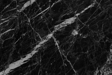 Black and white background marble wall texture for design art work, seamless pattern of tile stone with bright and luxury.