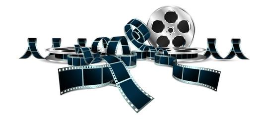 bobina, pellicola, semplice