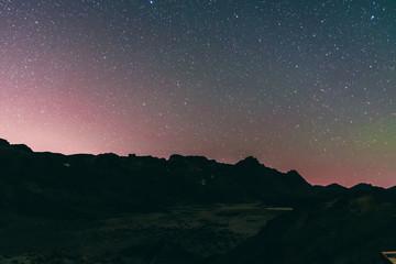 Astrophotography Milkyway in Tenerife