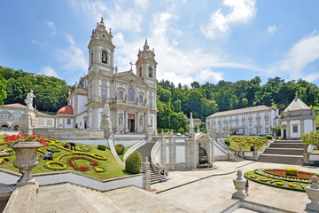 Bom Jesus do Monte – Braga, Portugal