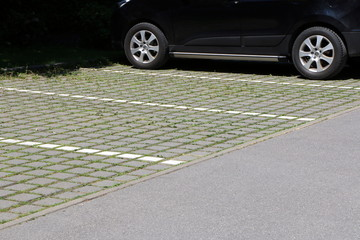 Parking Area, Autoparkplatz