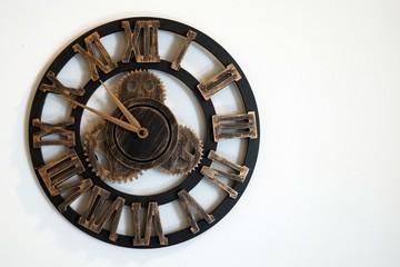 Roman Numeral Clock 2