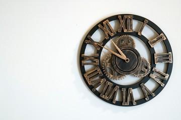 Roman Numeral Clock 1