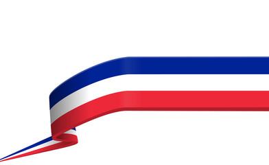 France flag concept