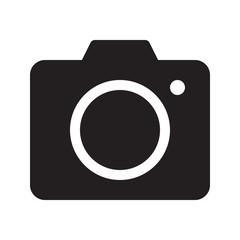 Icon Camera Photo. Logo, design, universal, business, social media. Pixel perfect. Vector Eps10.