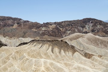 Beautiful Landscape of Death Valley NP - Nevada - USA