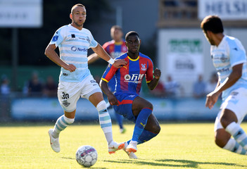 Pre Season Friendly - Helsingor v Crystal Palace