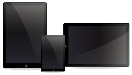 A Set of  Electronic Tablet