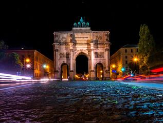 Siegestor ( Winner's Gate ) in Munich