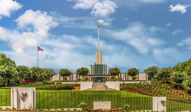 Atlanta Temple Church of Latter Day Saints