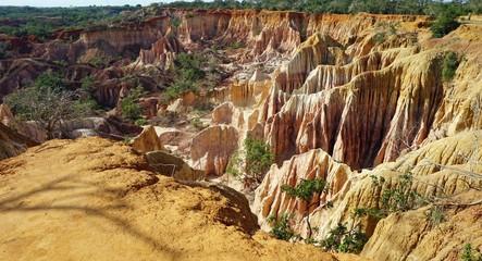 Hells Kitchen Canyon of Marafa