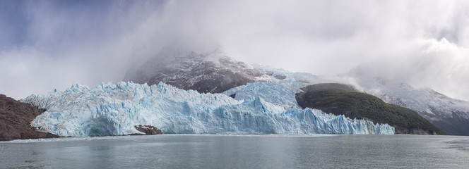 Keuken foto achterwand Gletsjers Glaciar Spegazzini