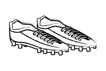 football cleats design