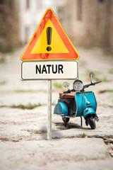 Schild 314 - Natur