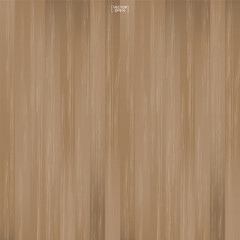 Wood pattern and texture for background. Vector.