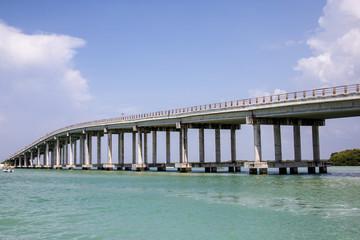 Puente Progreso, Bridge Progreso Yucatan
