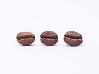 drei kaffeebohnen