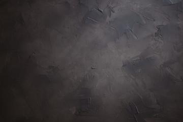 dark plastered background, hand made textured photo background Wall mural