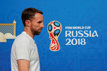 World Cup - England Press Conference