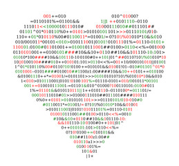 Source code, shape heart